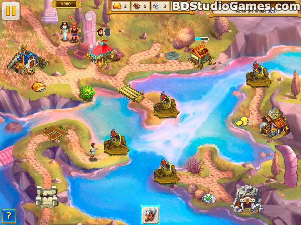 Argonauts Agency: Glove of Midas Game Download Screenshots 17