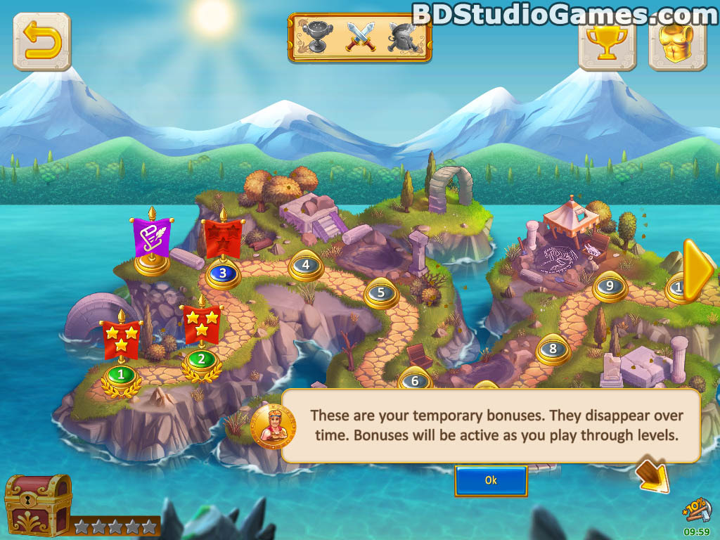 Argonauts Agency: Glove of Midas Game Download Screenshots 08