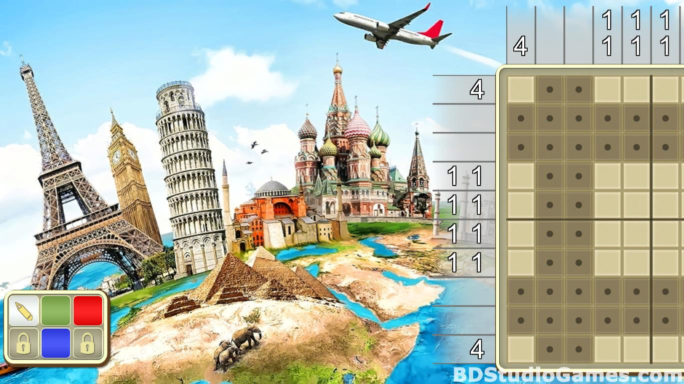 Around the World Mosaics II Free Download Screenshots 02