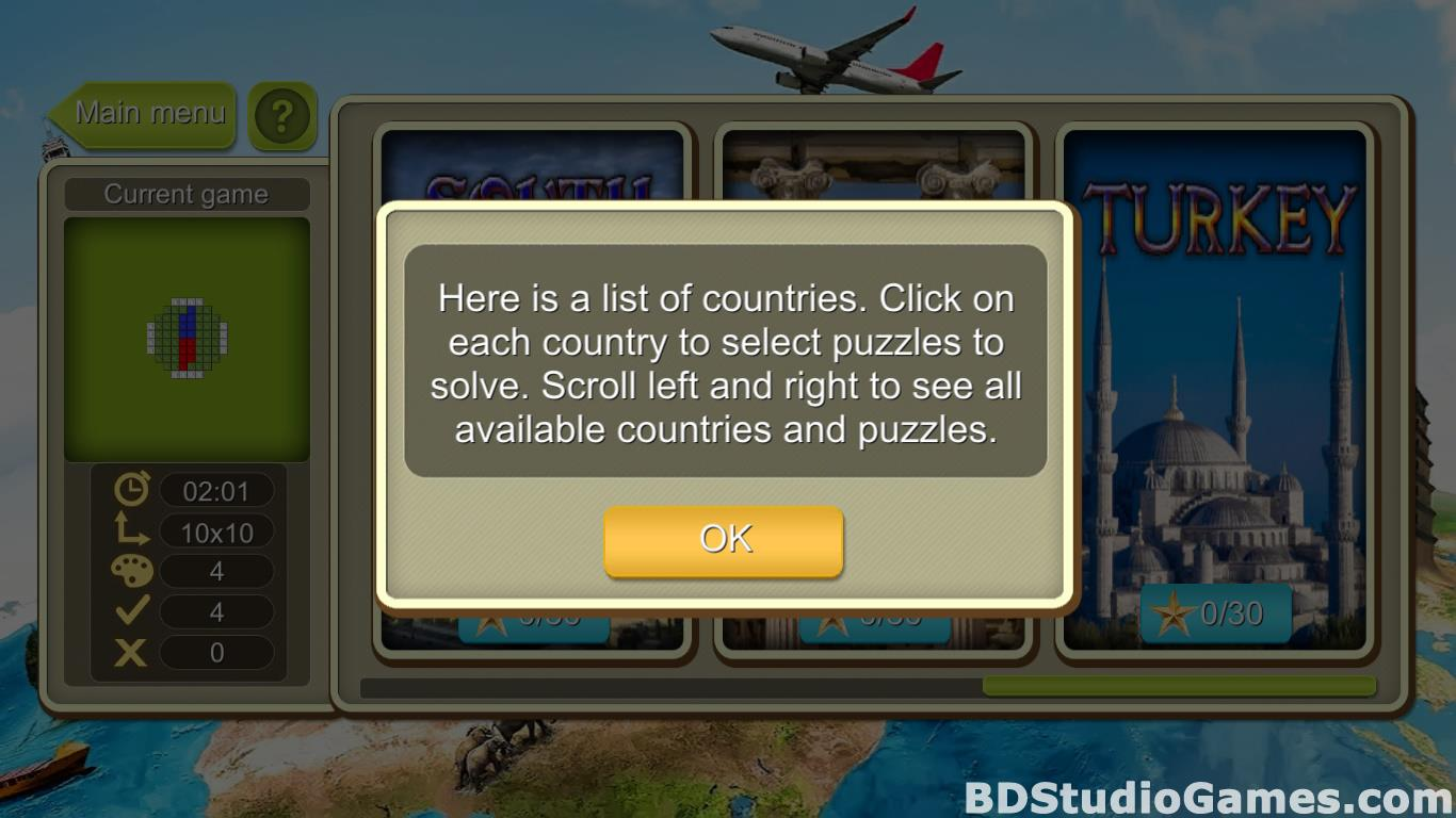 Around the World Mosaics II Free Download Screenshots 08