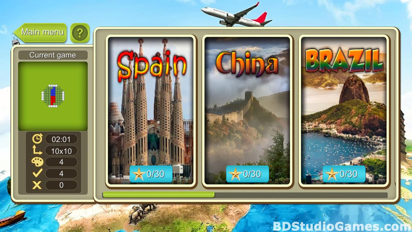 Around the World Mosaics II Free Download Screenshots 09