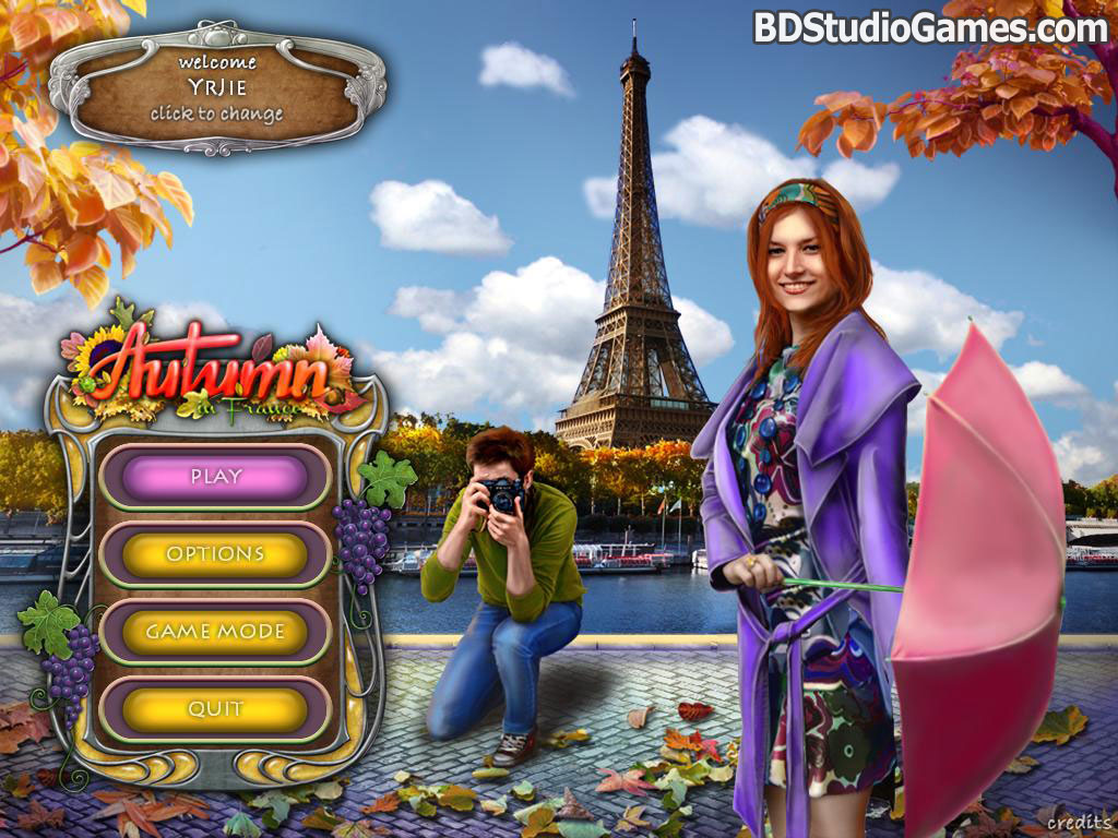 Autumn In France Free Download Screenshots 1