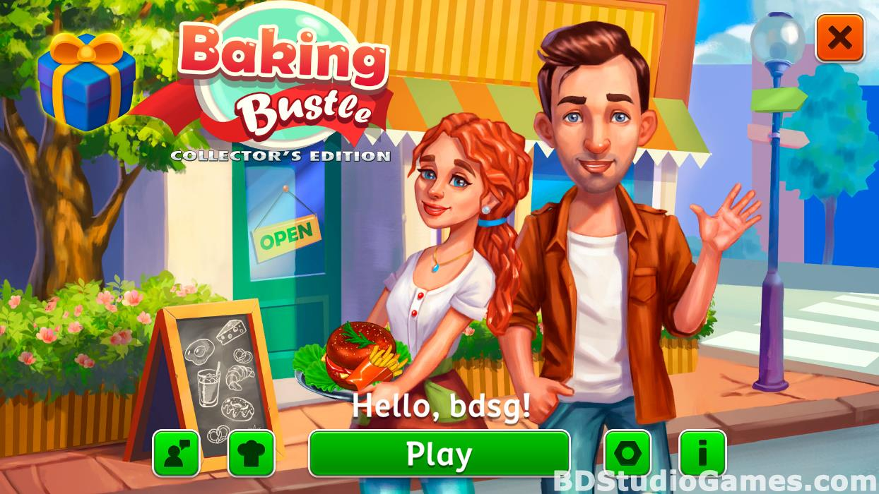 Baking Bustle Collector's Edition Free Download Screenshots 01