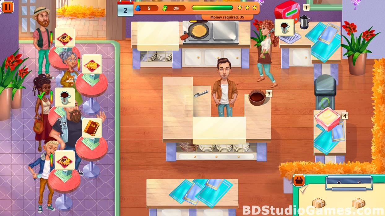 Baking Bustle Collector's Edition Free Download Screenshots 13