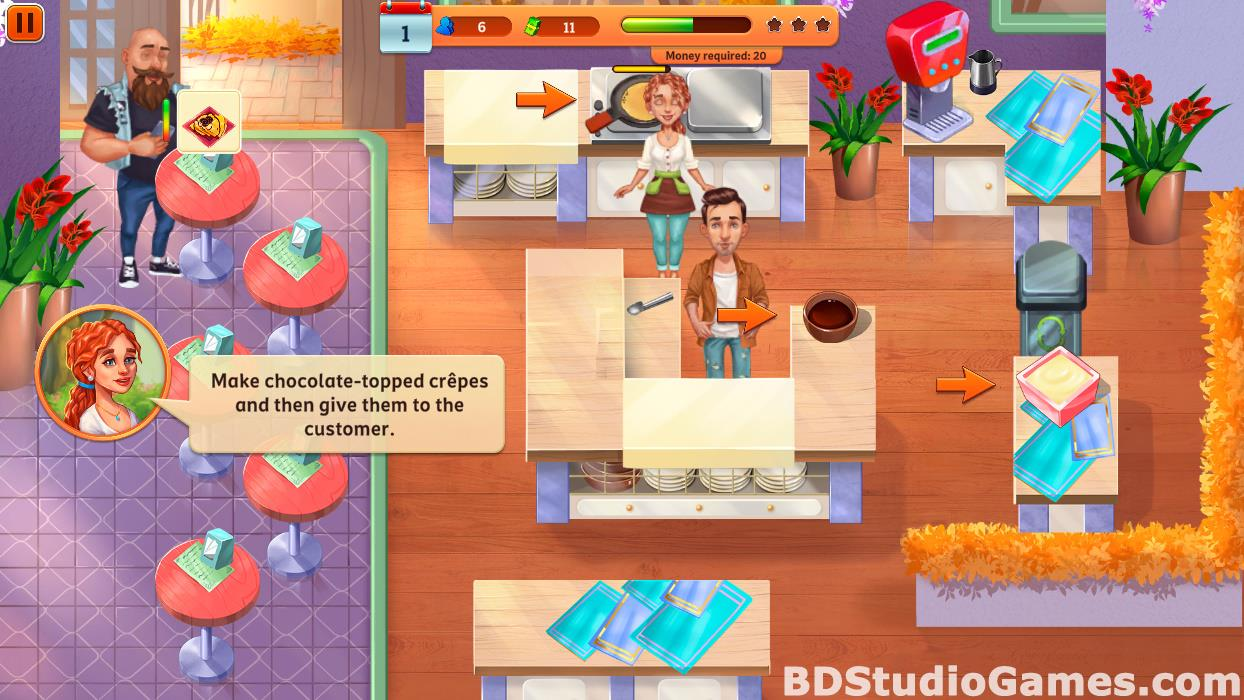 Baking Bustle Collector's Edition Free Download Screenshots 09