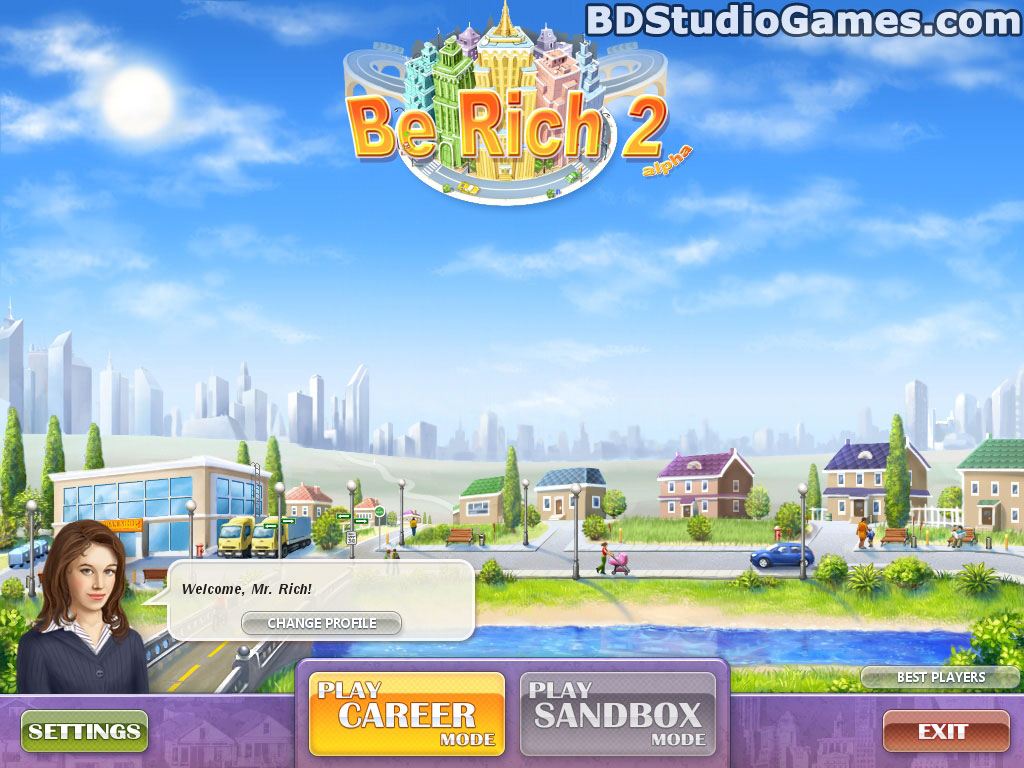 Be Rich 2 Free Download Screenshots 1