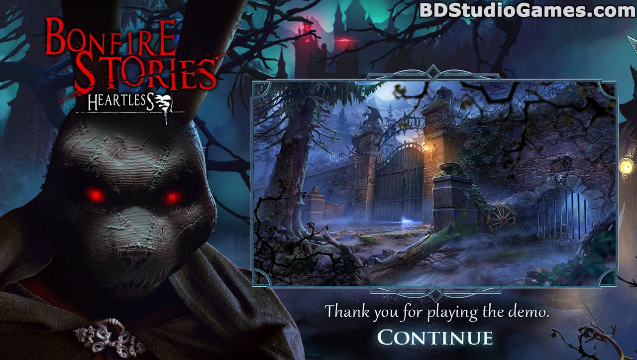 Bonfire Stories: Heartless Collector's Edition Free Download Screenshots 6