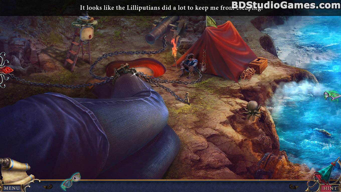 Bridge to Another World: Gulliver Syndrome Collector's Edition Free Download Screenshots 16