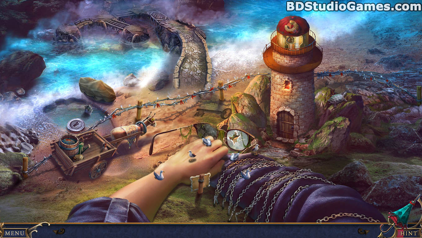 Bridge to Another World: Gulliver Syndrome Collector's Edition Free Download Screenshots 09
