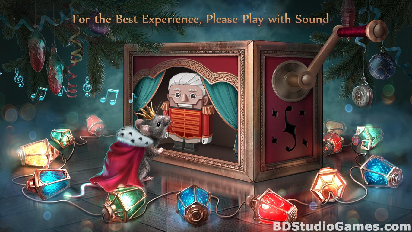 Bridge to Another World: Secrets of the Nutcracker Collector's Edition Free Download Screenshots 01