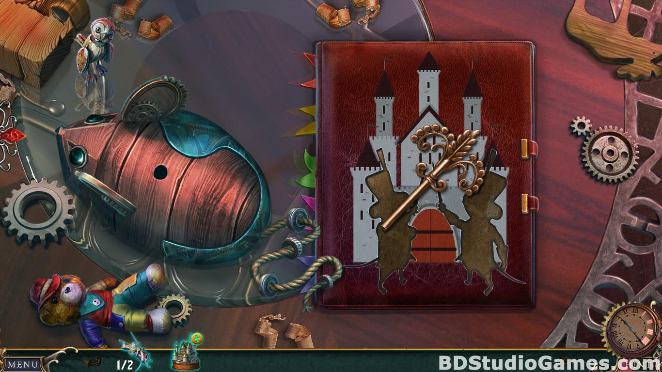 Bridge to Another World: Secrets of the Nutcracker Collector's Edition Free Download Screenshots 10