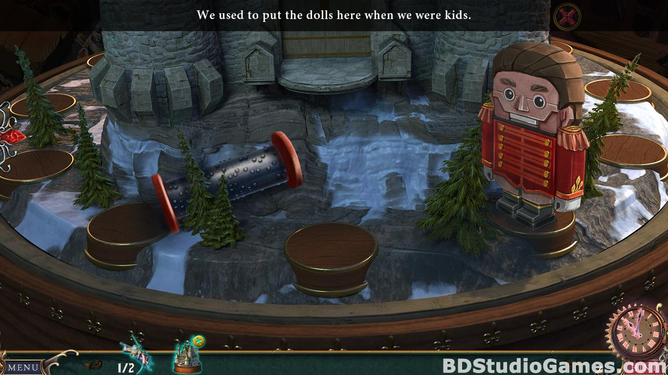 Bridge to Another World: Secrets of the Nutcracker Collector's Edition Free Download Screenshots 11