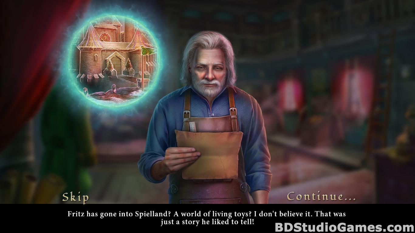 Bridge to Another World: Secrets of the Nutcracker Collector's Edition Free Download Screenshots 14