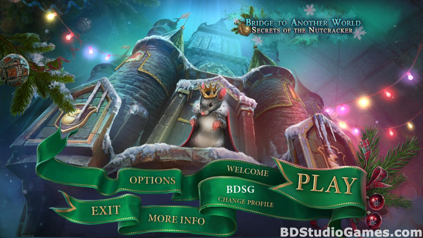 Bridge to Another World: Secrets of the Nutcracker Collector's Edition Free Download Screenshots 03