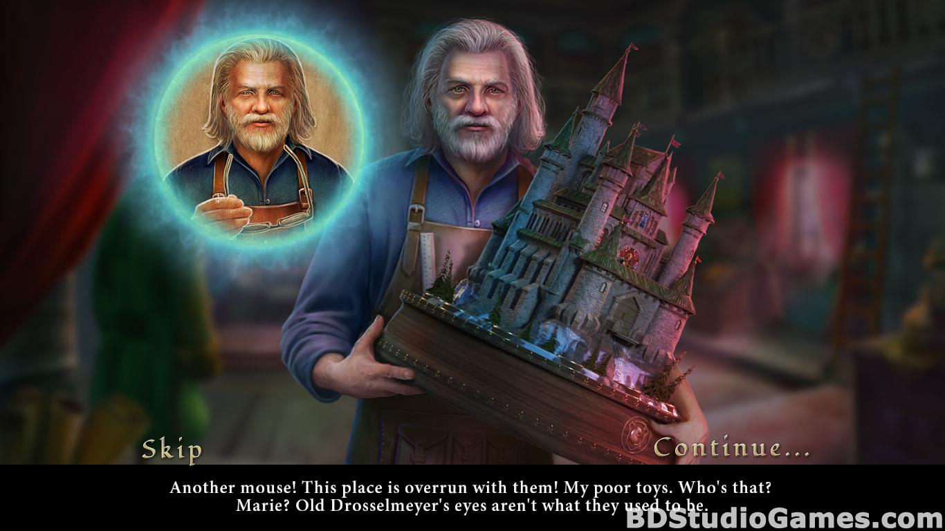 Bridge to Another World: Secrets of the Nutcracker Collector's Edition Free Download Screenshots 08