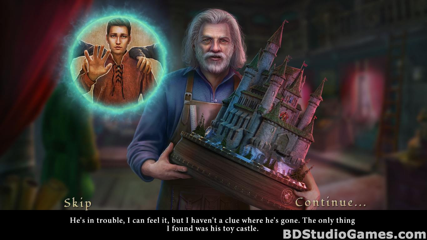 Bridge to Another World: Secrets of the Nutcracker Collector's Edition Free Download Screenshots 09