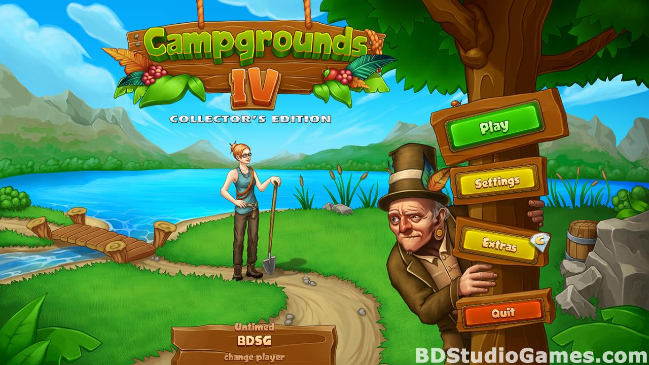 Campgrounds IV Collector's Edition Free Download Screenshots 01