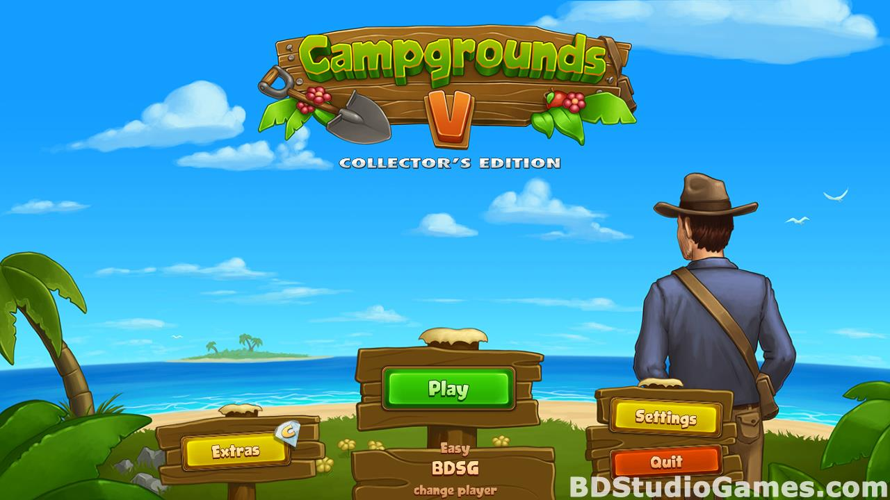 Campgrounds V Collector's Edition Free Download Screenshots 01