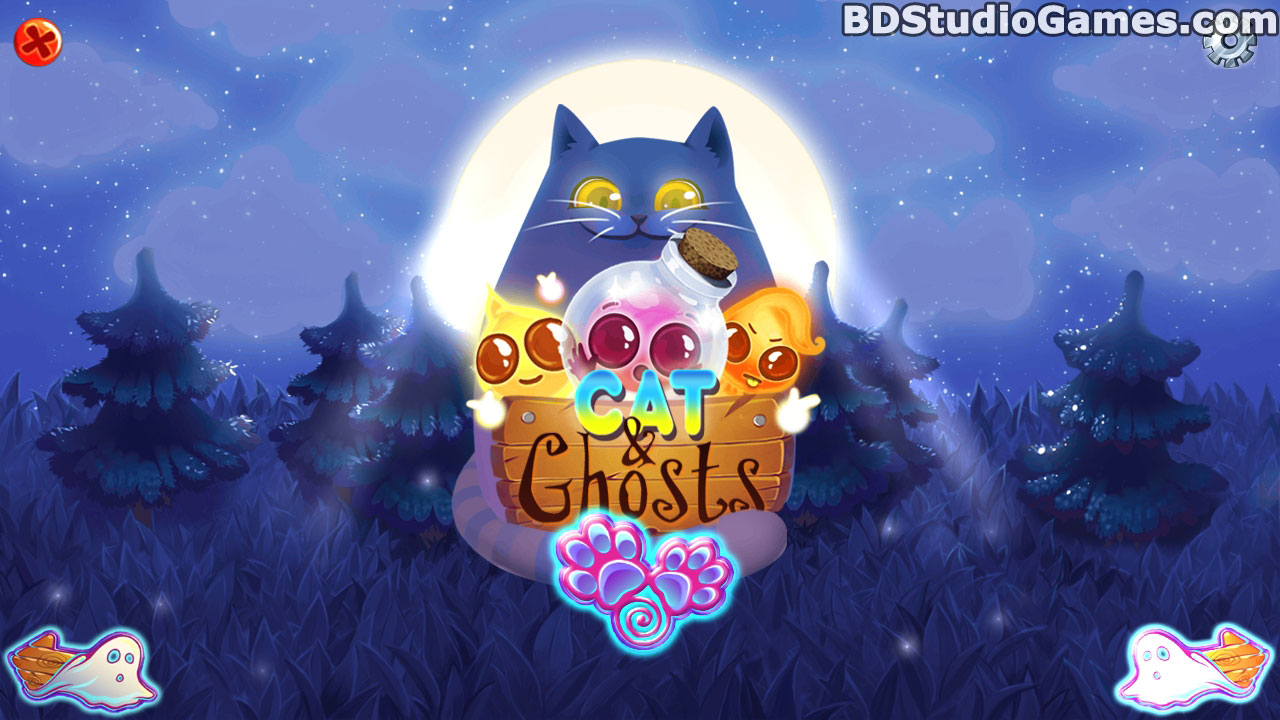 Cat & Ghosts Free Download Screenshots 1