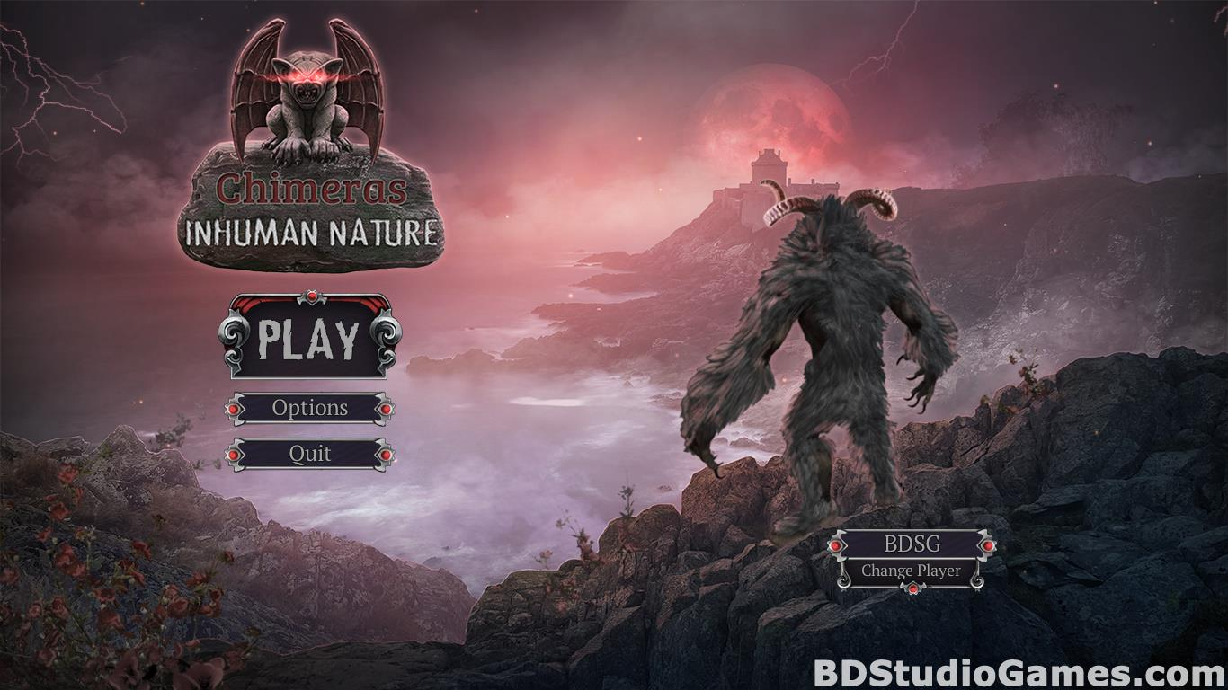Chimeras: Inhuman Nature Collector's Edition Free Download Screenshots 01