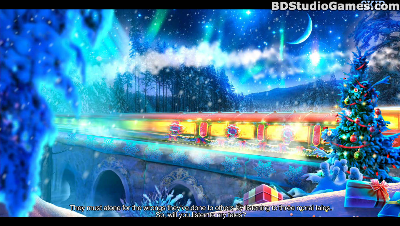 Christmas Stories: Enchanted Express Beta Edition Free Download Screenshots 01