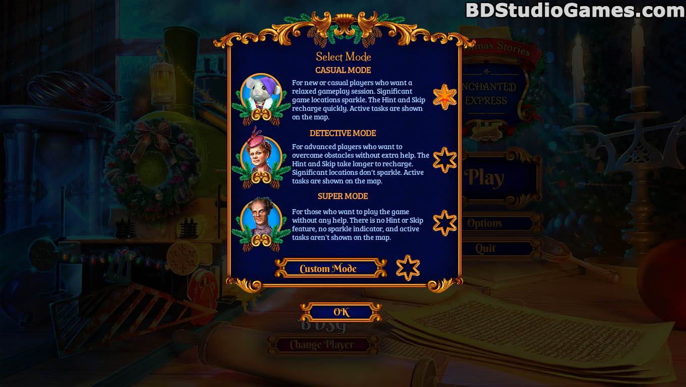 Christmas Stories: Enchanted Express Beta Edition Free Download Screenshots 04