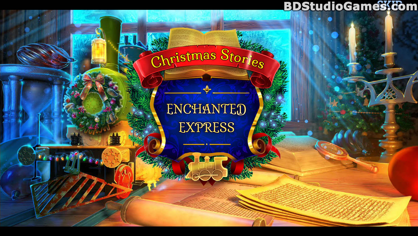 Christmas Stories: Enchanted Express Trial Version Free Download Full Version Buy Now Screenshots 01