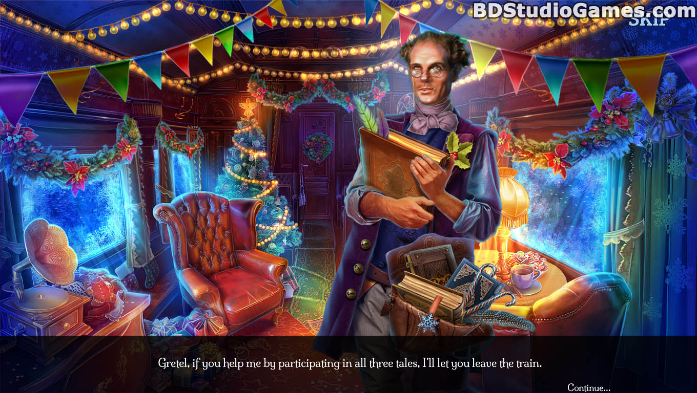 Christmas Stories: Enchanted Express Trial Version Free Download Full Version Buy Now Screenshots 06