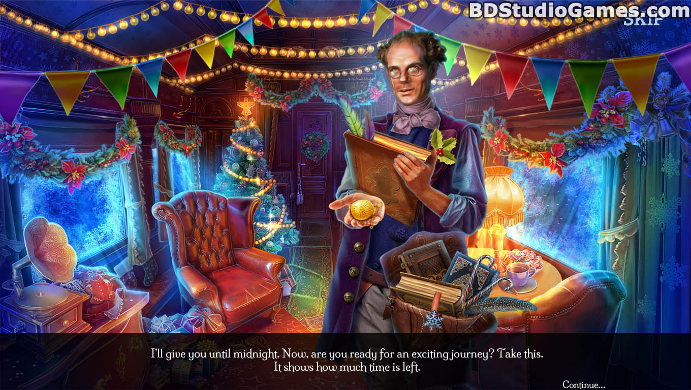 Christmas Stories: Enchanted Express Trial Version Free Download Full Version Buy Now Screenshots 07