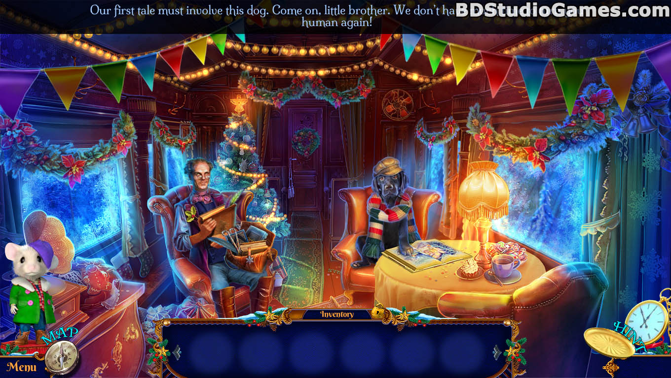 Christmas Stories: Enchanted Express Trial Version Free Download Full Version Buy Now Screenshots 08
