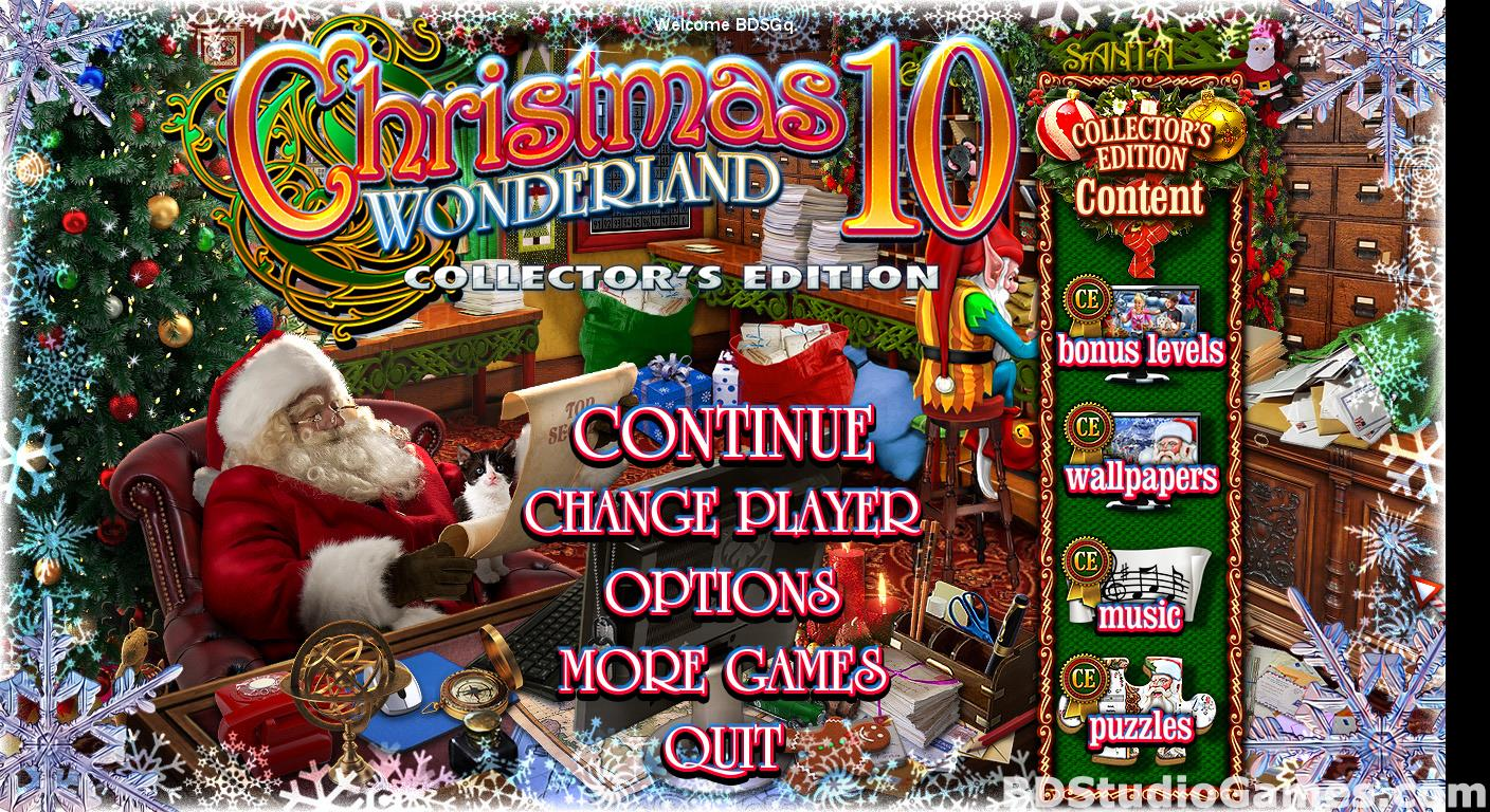 Christmas Wonderland 10 Collector's Edition Free Download Screenshots 01