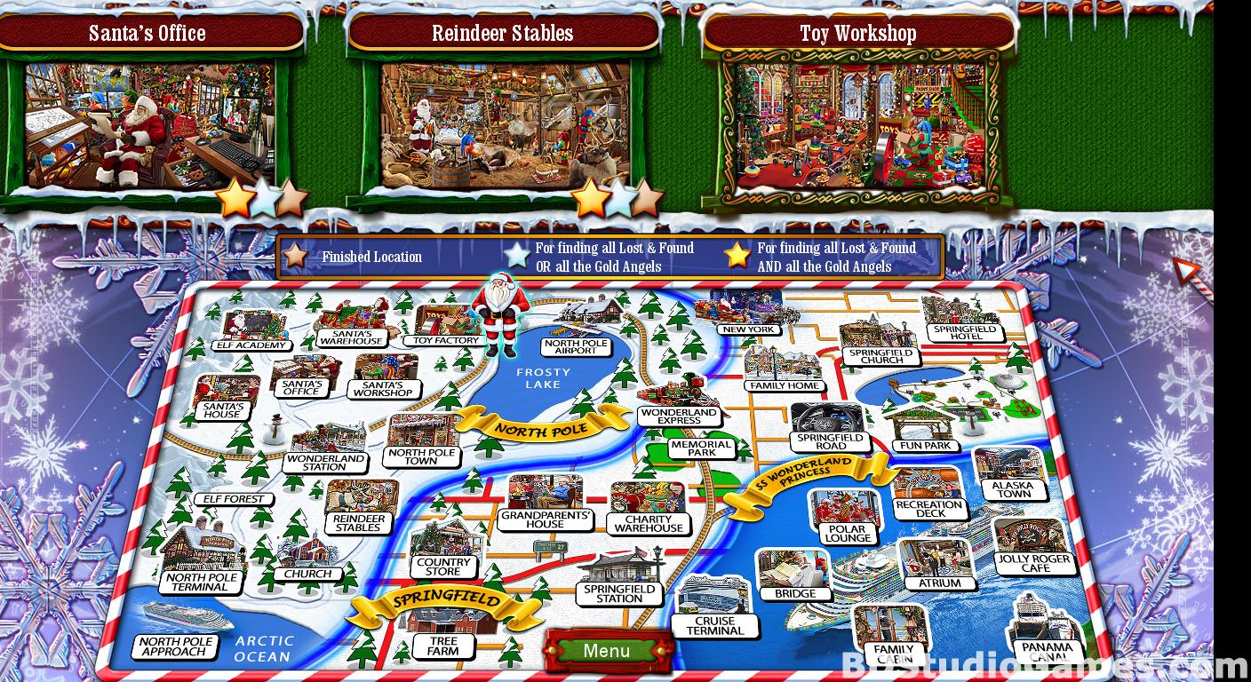 Christmas Wonderland 10 Collector's Edition Free Download Screenshots 14