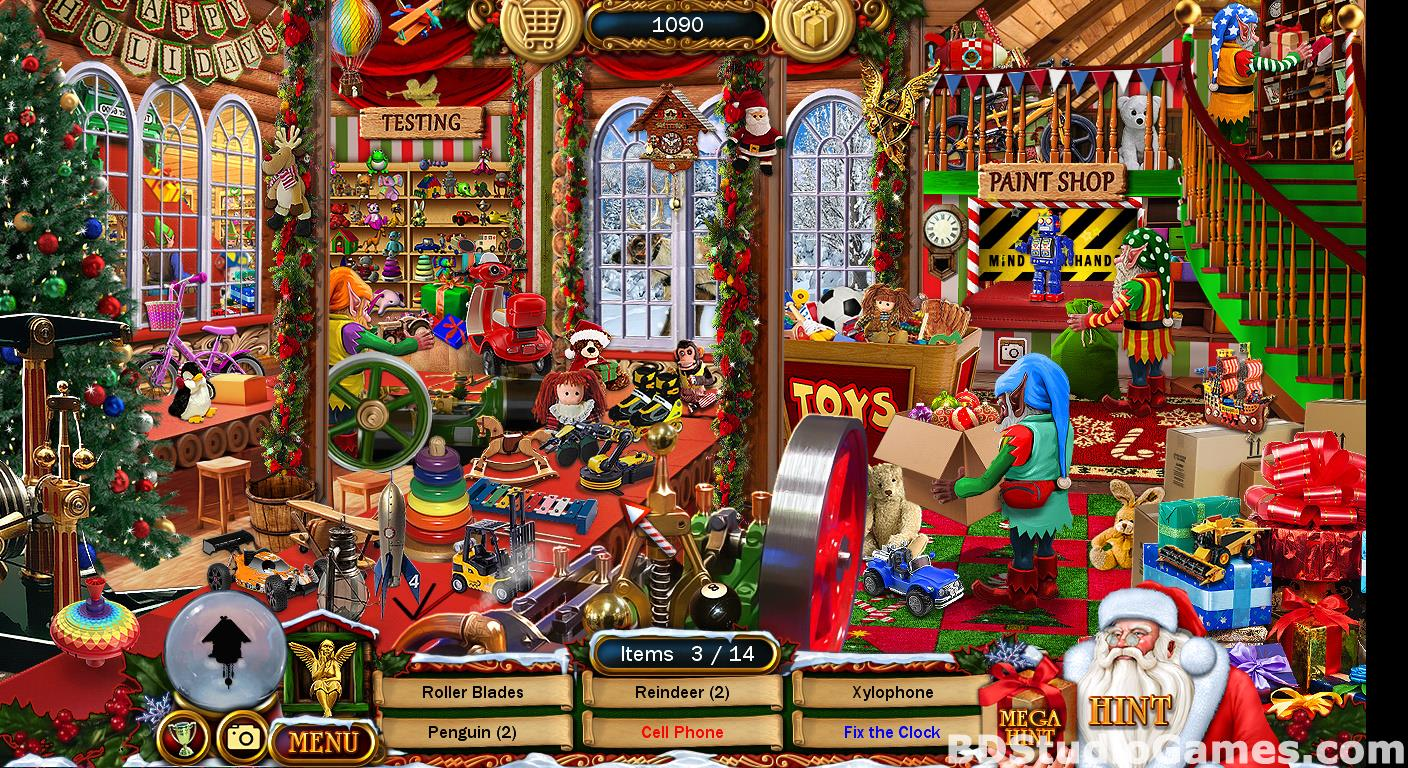 Christmas Wonderland 10 Collector's Edition Free Download Screenshots 15