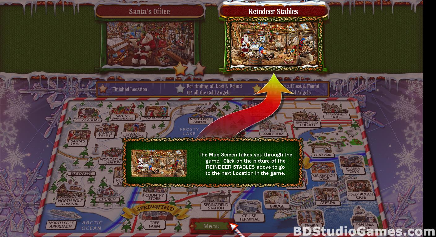 Christmas Wonderland 10 Collector's Edition Free Download Screenshots 09