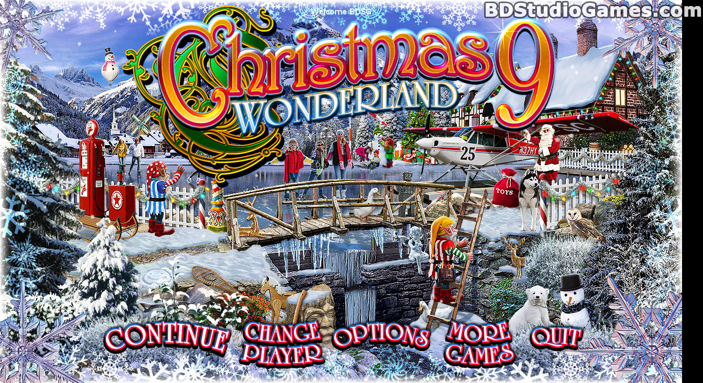 Christmas Wonderland 9 Free Download Screenshots 1