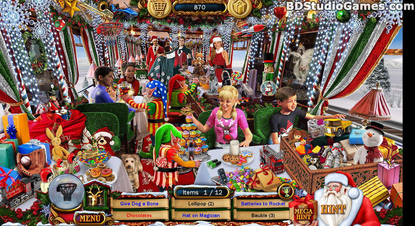 Christmas Wonderland 9 Free Download Screenshots 5