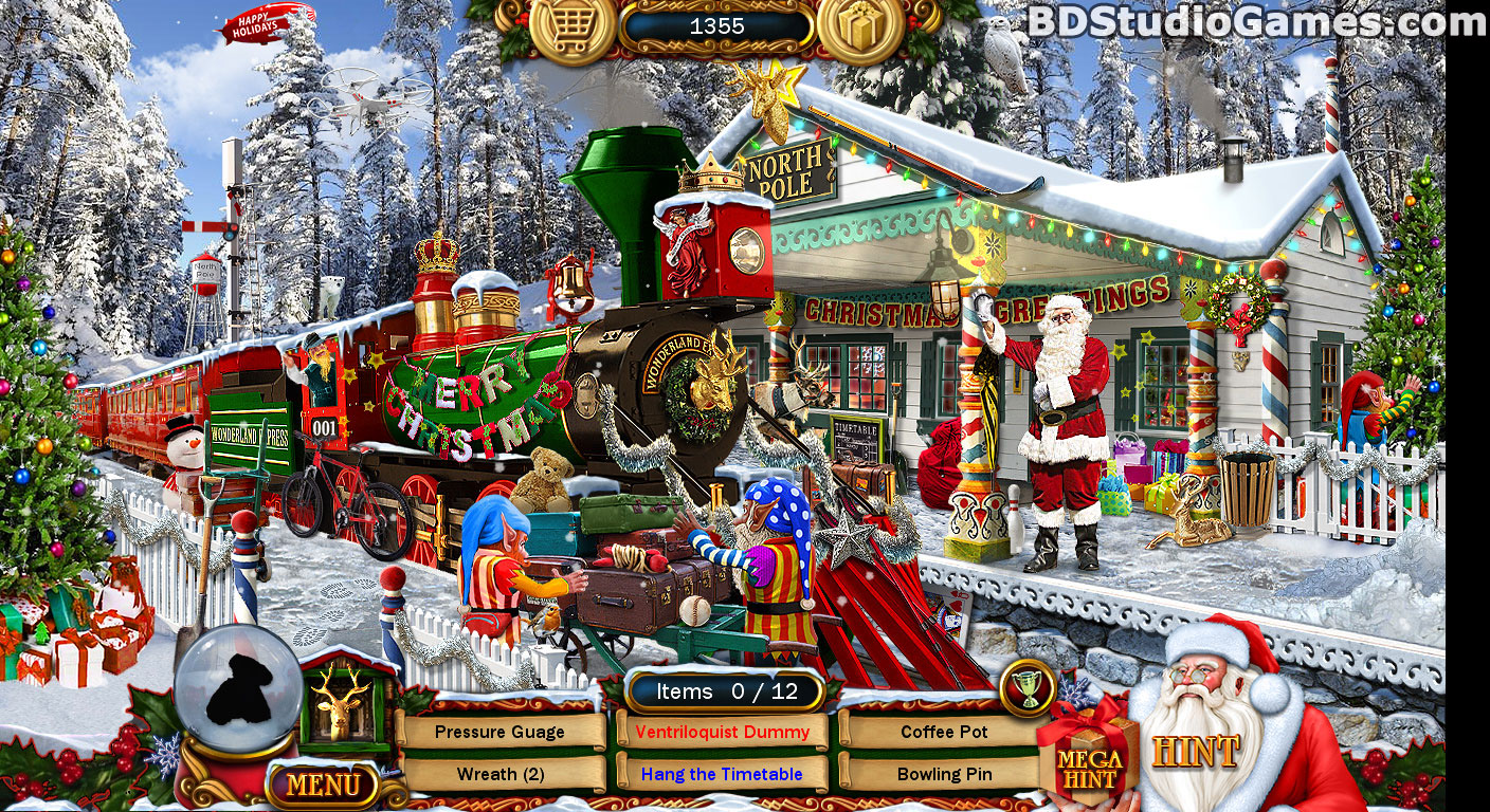 Christmas Wonderland 9 Free Download Screenshots 8