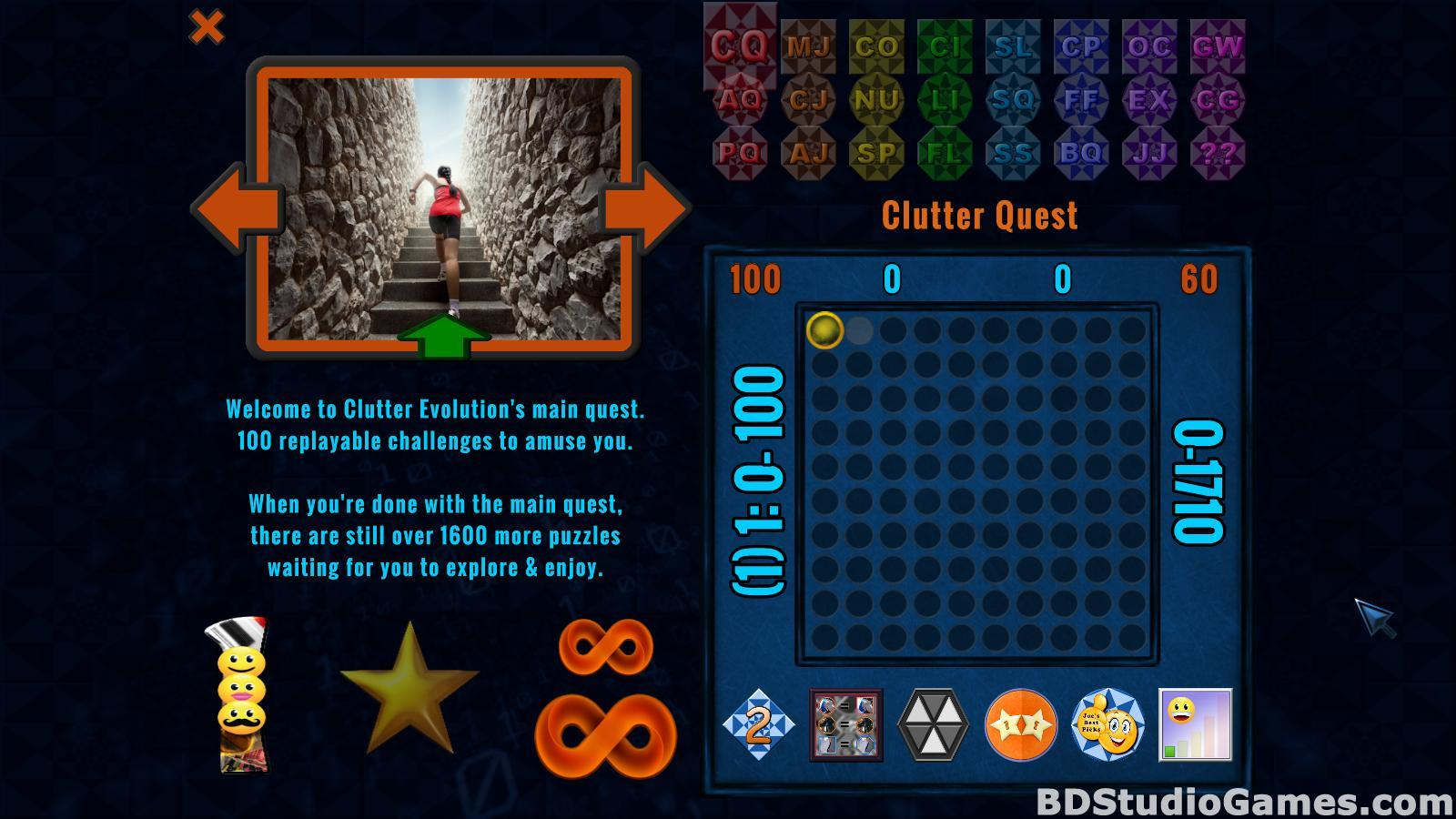 Clutter Evolution: Beyond Xtreme Free Download Screenshots 01