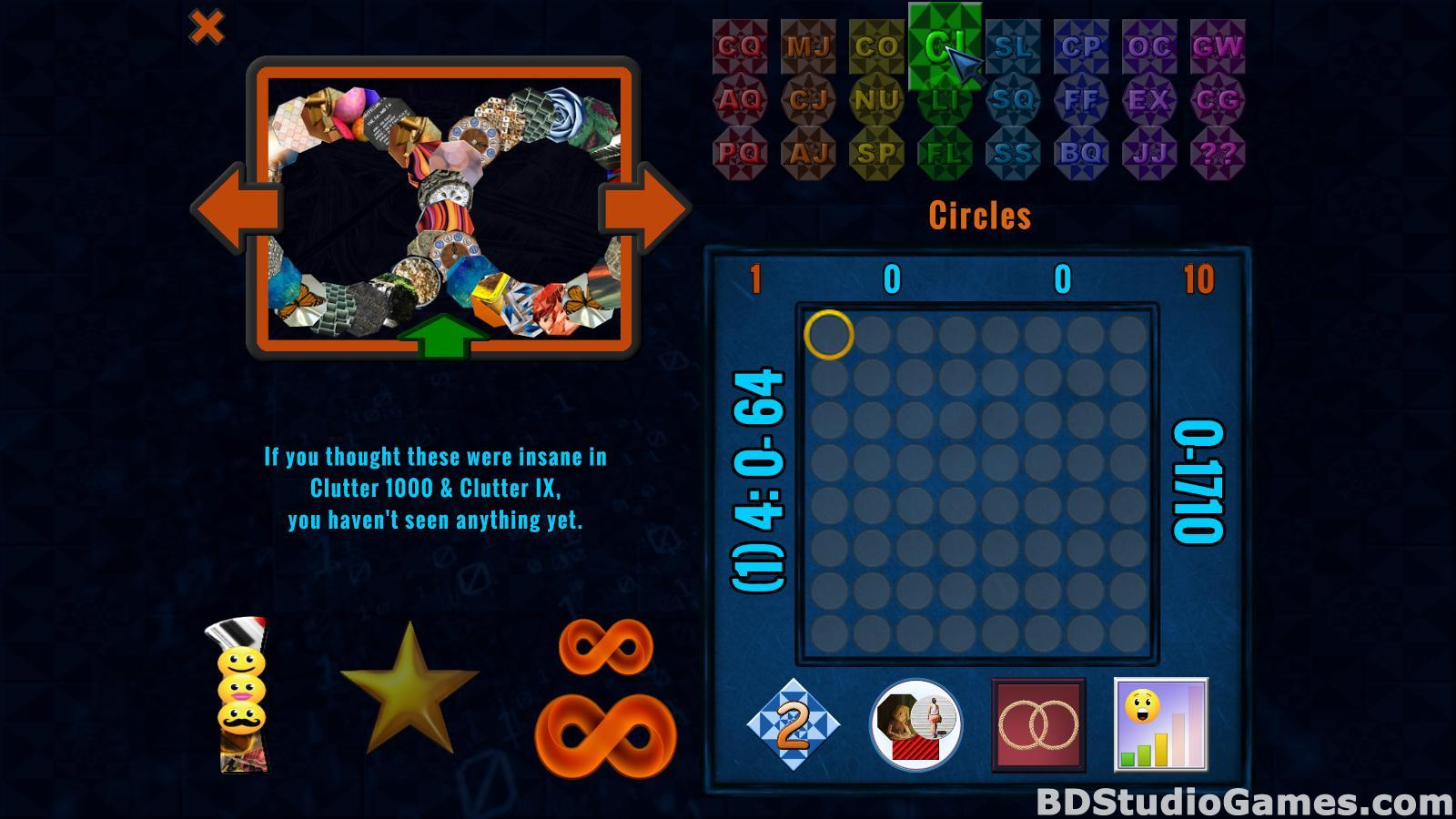 Clutter Evolution: Beyond Xtreme Free Download Screenshots 04