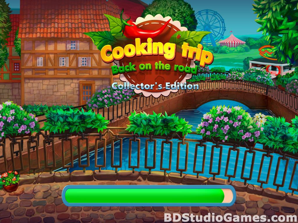 Cooking Trip: Back on the Road Collector's Edition Free Download Screenshots 01