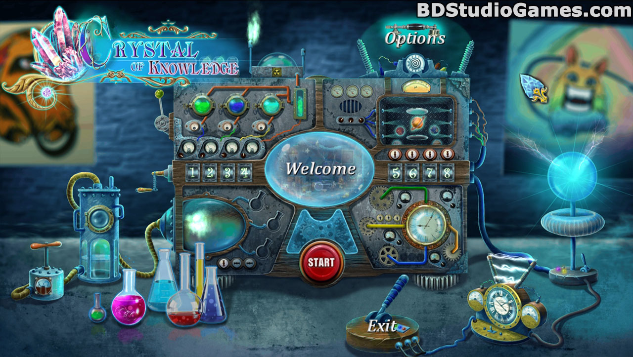 Crystal of Knowledge Free Download Screenshots 1