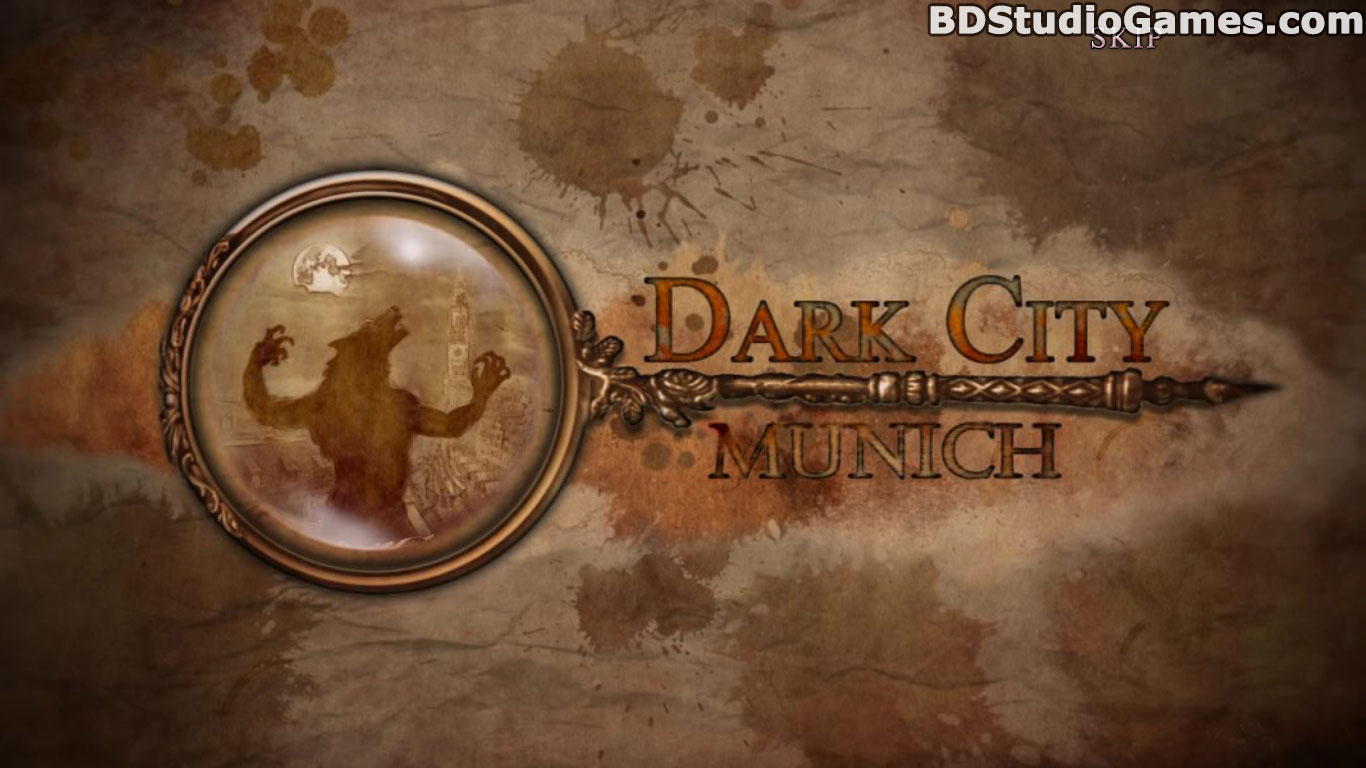 Dark City: Munich Collector's Edition Free Download Screenshots 3