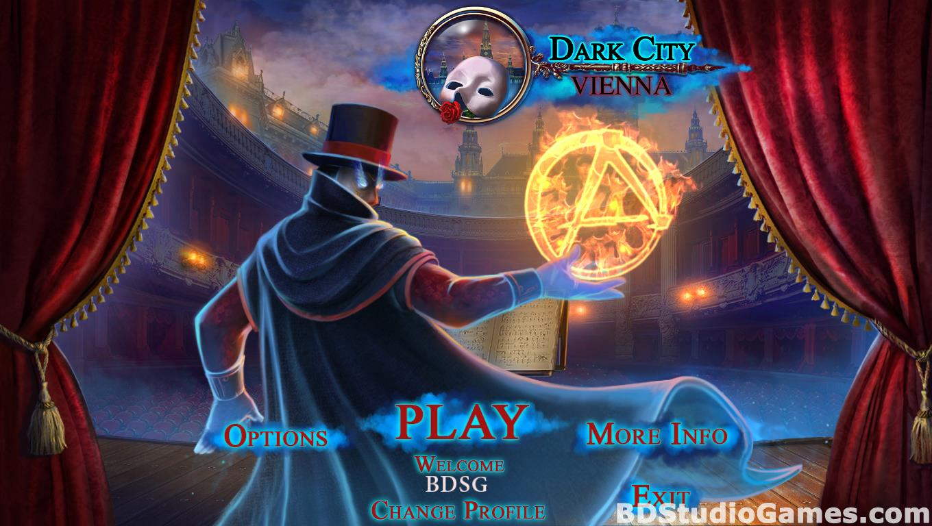 Dark City: Vienna Collector's Edition Free Download Screenshots 01