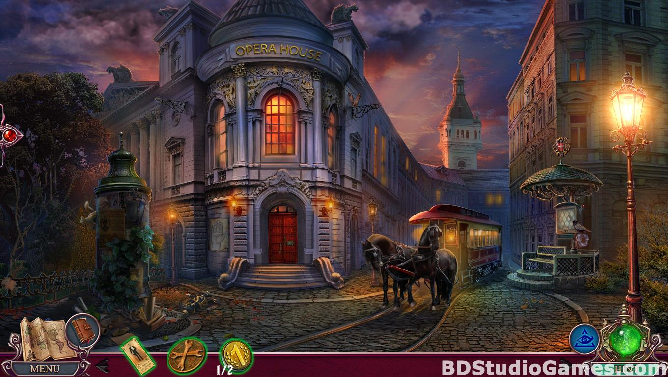Dark City: Vienna Collector's Edition Free Download Screenshots 15