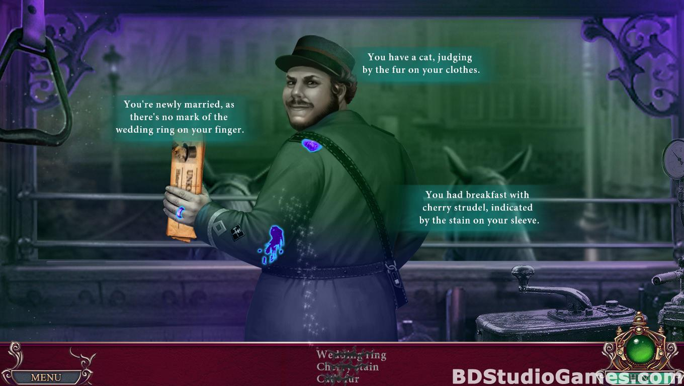 Dark City: Vienna Collector's Edition Free Download Screenshots 05