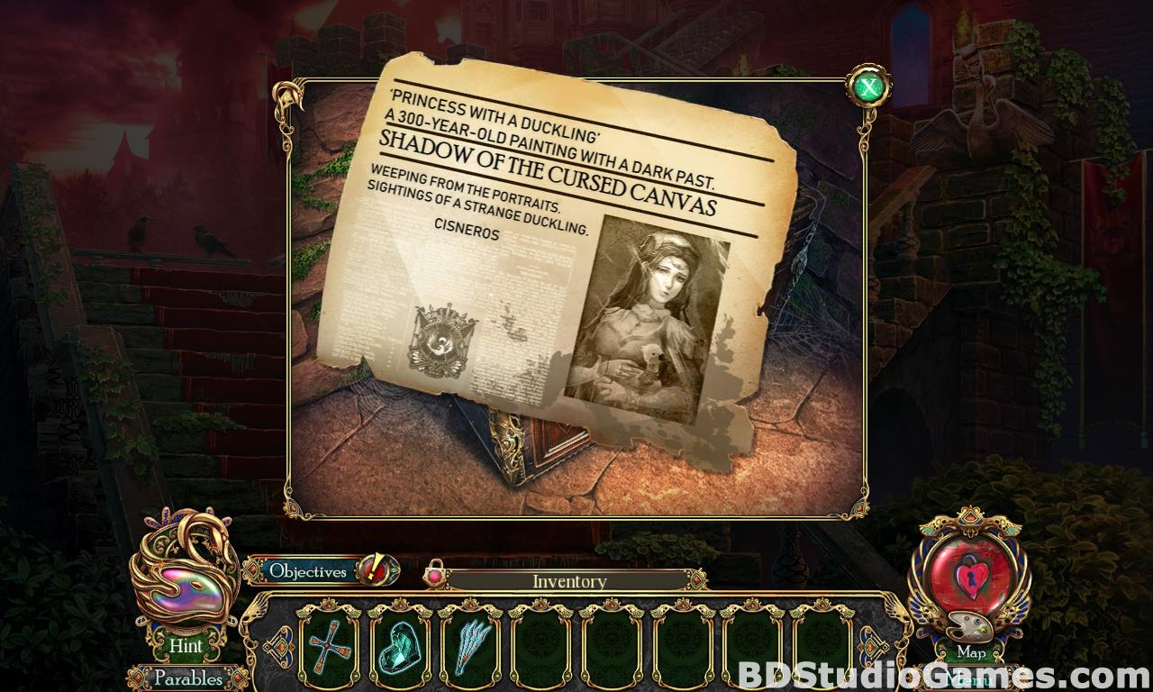 Dark Parables: Portrait of the Stained Princess Collector's Edition Free Download Screenshots 12