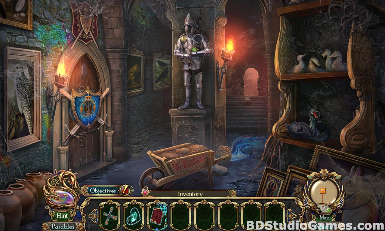 Dark Parables: Portrait of the Stained Princess Collector's Edition Free Download Screenshots 18