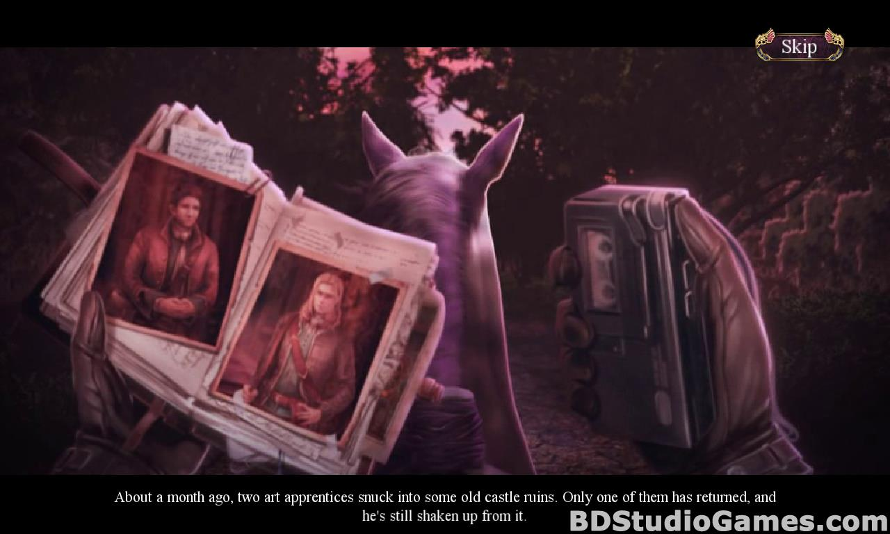 Dark Parables: Portrait of the Stained Princess Collector's Edition Free Download Screenshots 06