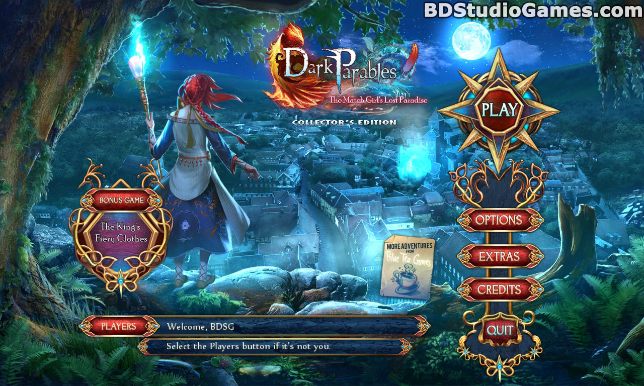 Dark Parables: The Match Girl's Lost Paradise Collector's Edition Free Download Screenshots 1