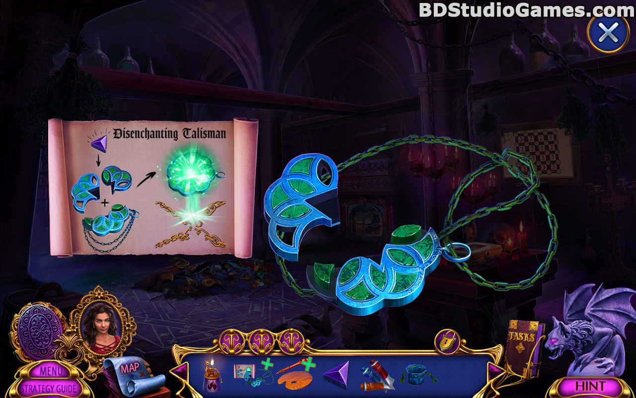 Dark Romance: Hunchback Of Notre Dame Collector's Edition Free Download Screenshots 11